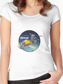 Skylab Women's Fitted Scoop T-Shirt