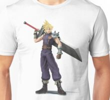 Smash 4 Cloud Artwork Unisex T-Shirt