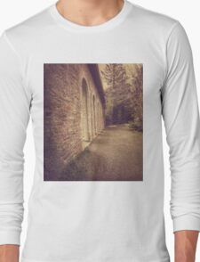Forest Building Long Sleeve T-Shirt