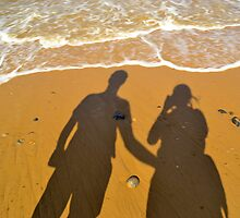 Shadow by the Sea by SaraHardman
