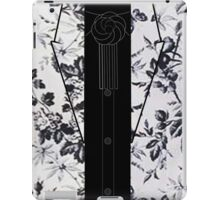 Harry Styles B/W Flowers iPad Case/Skin