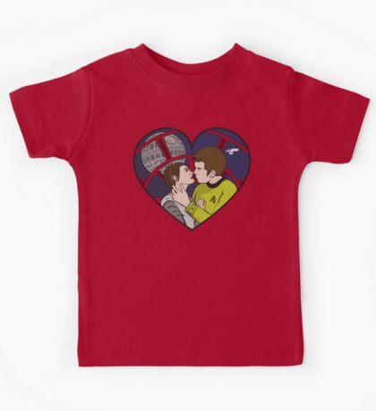 Star-crossed Love Kids Tee