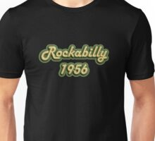 Rockabilly 1956  Vintage Unisex T-Shirt