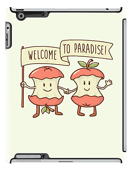 Welcome to paradise by gotoup