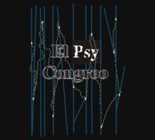 El Psy Congroo- Steins;Gate One Piece - Long Sleeve