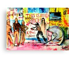 Greatest Hits Vol 8... Baby This is Serious!  Canvas Print