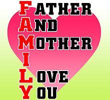 Family by kuuma