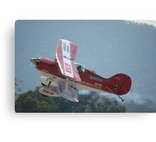 Pitts Special VH-UDP @ Albury Airshow, Australia 2008 Canvas Print