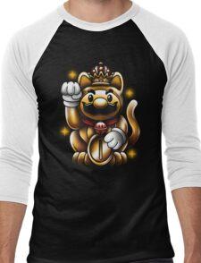 LUCKY PLUMBER Men's Baseball ¾ T-Shirt