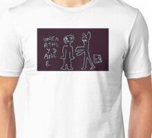 """Unearthly Dance"" by Richard F. Yates Unisex T-Shirt"
