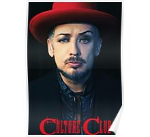 Boy George & Culture Club 02 Poster