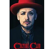 Boy George & Culture Club 02 Photographic Print