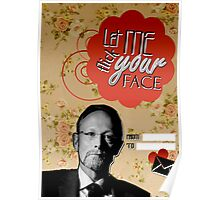 Magnussen Valentine's Day Card Poster