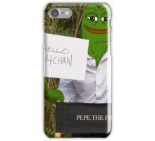 Harrison 'Pepe' Ford the Smug Frog - Hello 4chan iPhone Case/Skin