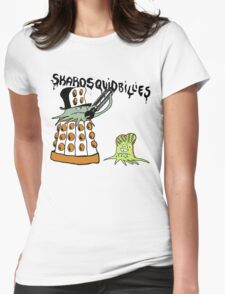 SkaroSquidBillies Womens Fitted T-Shirt