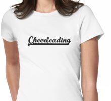 Cheerleading Womens Fitted T-Shirt