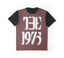 THE 1975 Tour 2016 1 Graphic T-Shirt