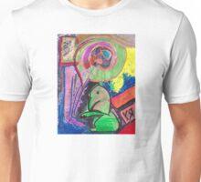"""Little Dragon"" by Richard F. Yates Unisex T-Shirt"