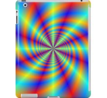 Psychedelic Whirl  iPad Case/Skin