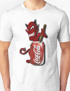 Coke Is The Devil T-Shirt