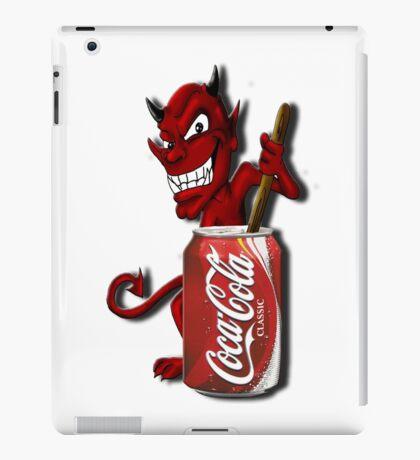 Coke Is The Devil iPad Case/Skin