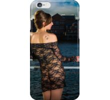 balcony look out  iPhone Case/Skin