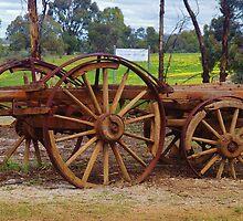 Farm Cart (retired!) by lezvee