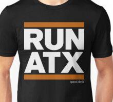 Run Austin ATX (v2) Unisex T-Shirt