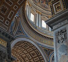 Basilica Sancti Petri ~ Vatican by rentedochan