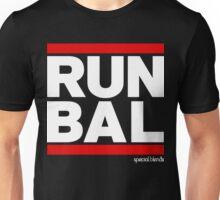 Run Baltimore BAL (v2) Unisex T-Shirt