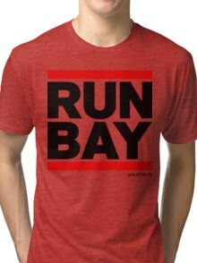 Run Bay Area (v1) Tri-blend T-Shirt