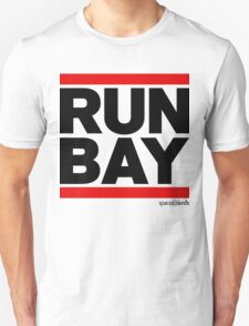 Run Bay Area (v1) T-Shirt