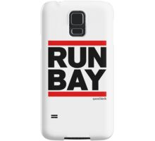 Run Bay Area (v1) Samsung Galaxy Case/Skin