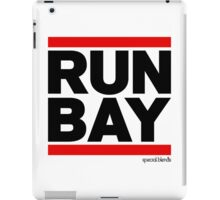 Run Bay Area (v1) iPad Case/Skin