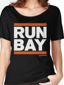 Run Bay Area (v2) Women's Relaxed Fit T-Shirt