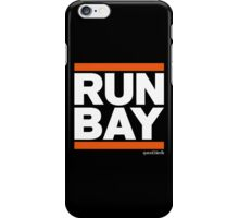 Run Bay Area (v2) iPhone Case/Skin
