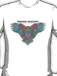 Imagine Dragons Owl T-Shirt