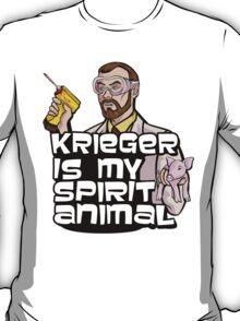 Krieger is my Spirit Animal T-Shirt