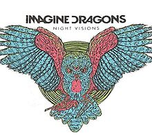 Imagine Dragons Owl by BRAINROX