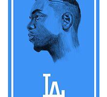 "Kendrick Lamar ""Los Angeles"" by JoeDGemma"