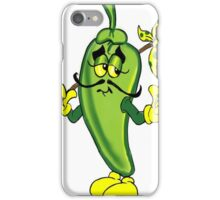 JALAPENO CARTOON Cell Phone Cover iPhone Case/Skin