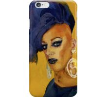 Sabel Scities Drag Queen Phone Case  iPhone Case/Skin