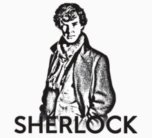 Sherlock with Logo by nelder55