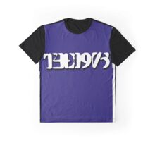 THE 1975 Tour 2016 3 Graphic T-Shirt
