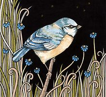 Little Blue by Anita Inverarity