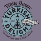 White Queen™ Turkish Delight by Rachael Thomas