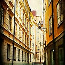 Gamla Stan Street Cell Case by Jonicool