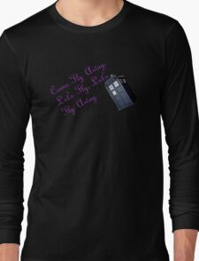 Come Fly Away Long Sleeve T-Shirt