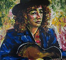 The Guitar Player by Zito by ArtBattles