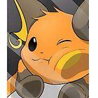 Pokemon by salvojuve